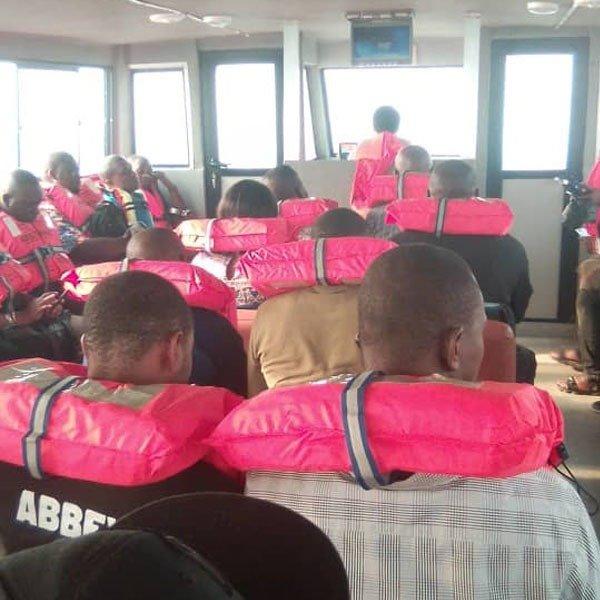 Water Transportation in Lagos Autojosh