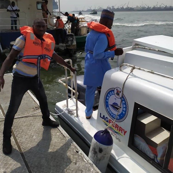 Covid-19: Sanwo-Olu Issues New Guidelines For The Water Transportation Sector  autojosh