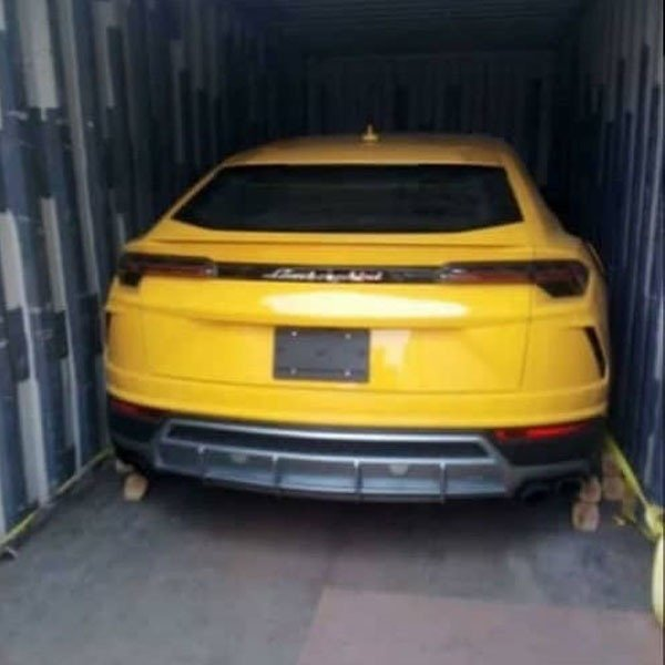 Lamborghini Clearing Cost In Nigeria