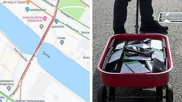 artist-uses-99-phones-trick-google-maps