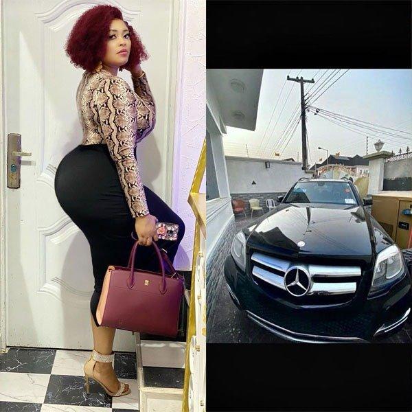 Biodun Okeowo Mercedes-Benz GLK