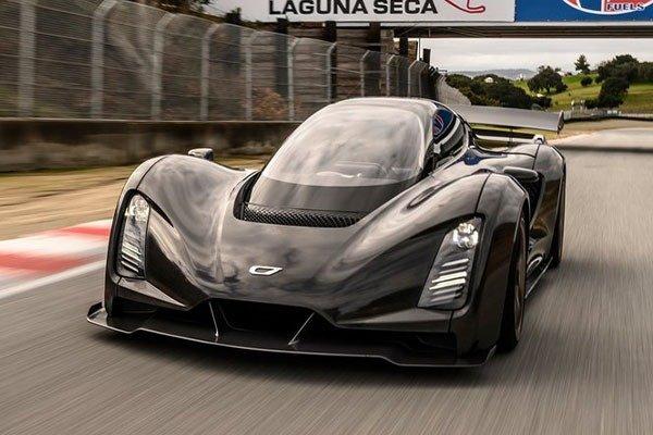N612m Czinger 21C is world's 1st 3D Hyper Car