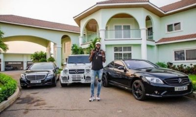 emmanuel-adebayor-car-birthday