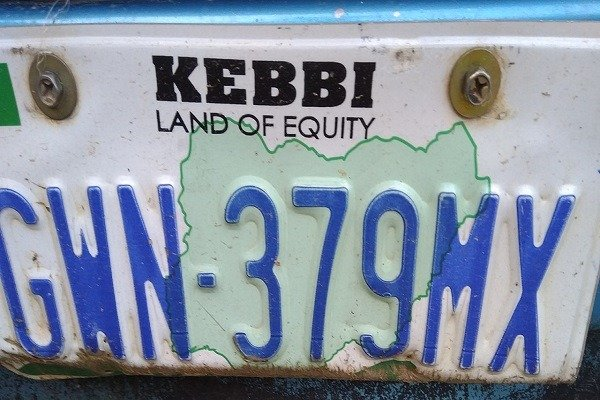 Kebbi number plate codes