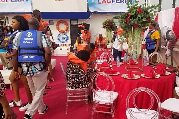 Lagferry Unveils 1800 Multipurpose Barge
