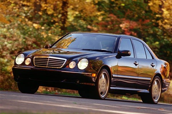 See Mercedes-Benz E-Class Evolution From 1953 To 2020