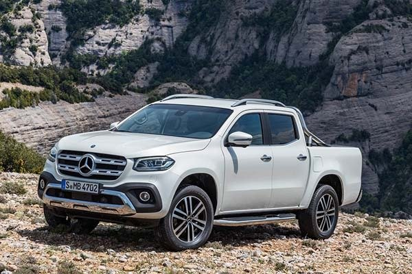 Mercedes-Benz Cancels X-Class Pick-Up