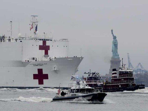 navy-hospital-ship-usns-comfort-coronavirus