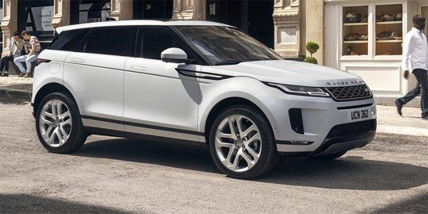 Range Rover Evoque Europe Best Compact SUV