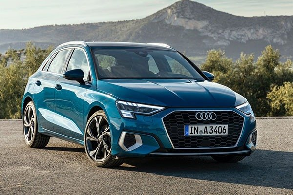 Audi Launches 2021 A3 Sportback