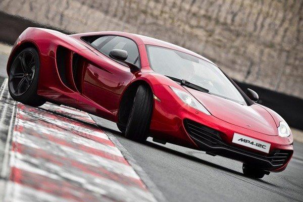McLaren MP4-12C Found Abandoned autojosh