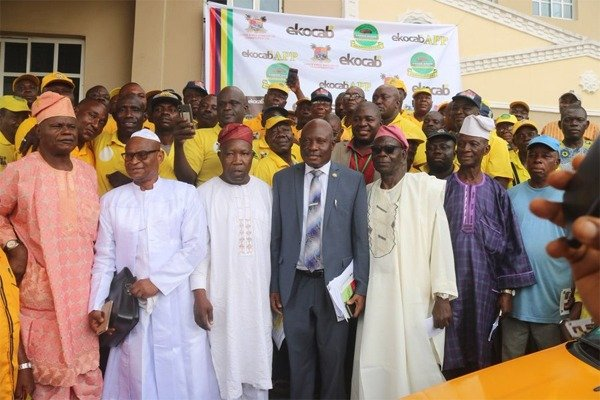 Lagos State Govt Partners With Yellow Cab/Taxi Drivers To Launch Mobile App