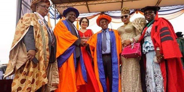 Innoson Bags Honorary Doctorate Degree autojosh