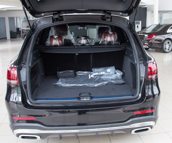 Mercedes-Benz GLC Facelift With MBUX Autojosh
