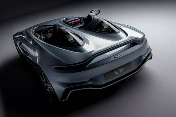 Aston Martin Unleashes A 700hp V12 Speedster With No Roof And Windshield