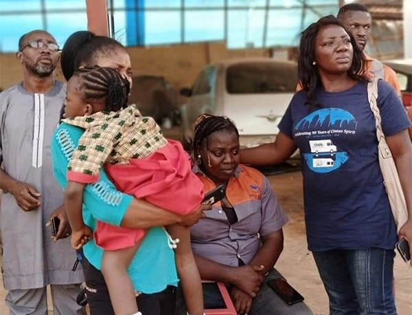 FCDA Demolishes Mechanic Workshop Owned By A Woman In Abuja