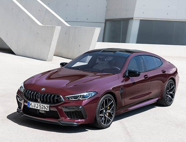 BMW 8 Series Records Low Sales In The US