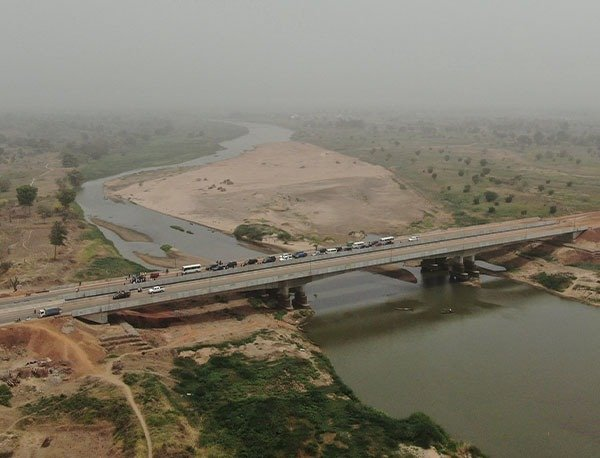 2.2Km Of The Loko-Oweto Bridge Completed
