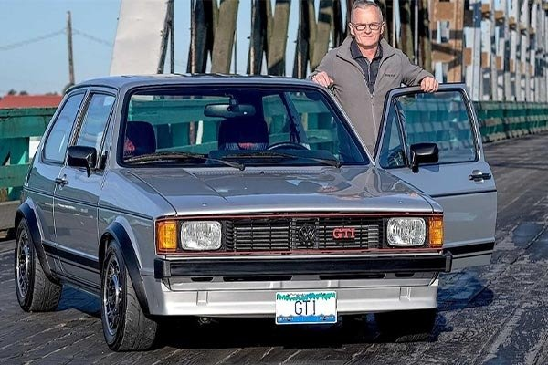 Man Spends ₦51m On A 1983 VW Golf GTI