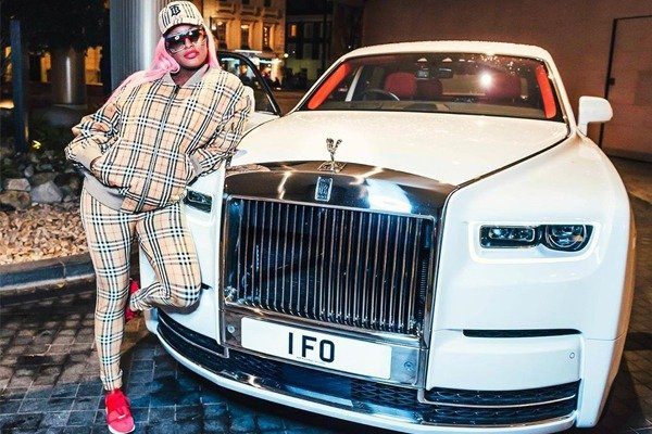 Nigerian women who bought Rolls-Royce for themselves autojosh