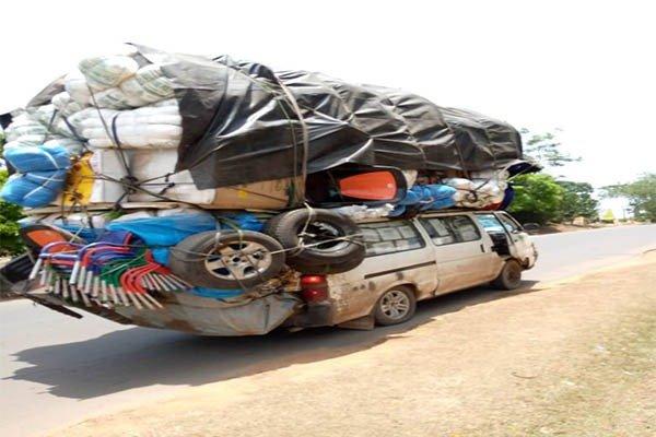 FRSC Advise Against Overloading Of Vehicles