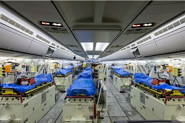 Germany Activate Their ICU Planes