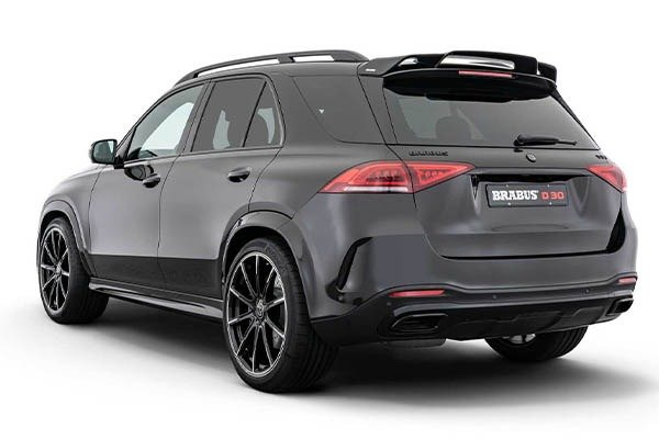 The Exclusive BRABUS Range For The New GLE-Class