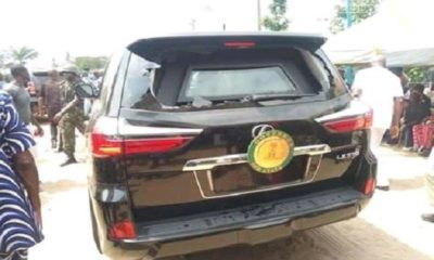 imo governor official car