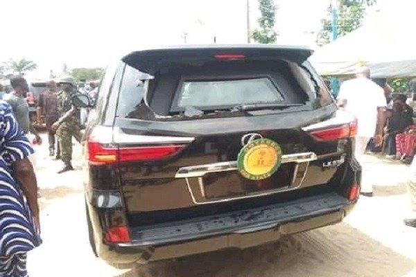 imo governor official car