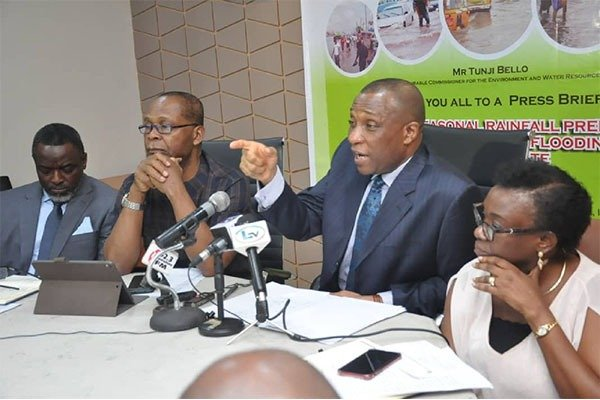 Lagos To Experience 240-Day Rainfall From March 19