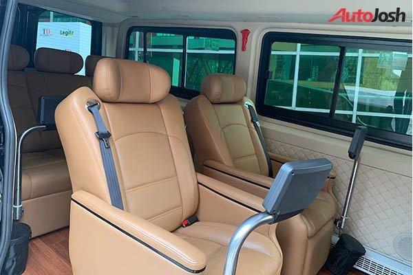 Jet Mover Made-In-Nigeria Mini-Vans