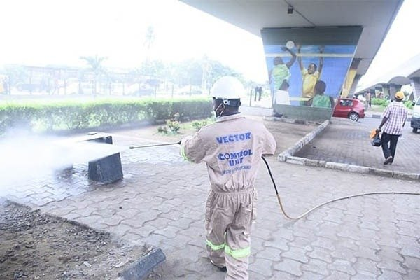 LASG To Fumigate Bus-Stops And Market Places