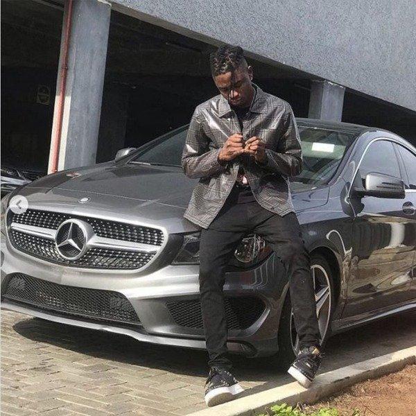 Mercedes Benz CLA in Nigeria
