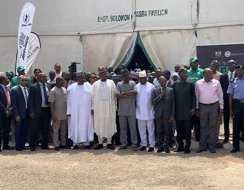NADDC Unveil Vehicles Assembled In Nigeria