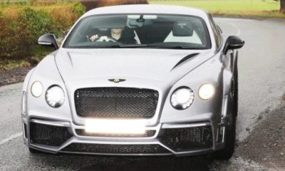 manchester-united-players-arrives-training-luxury-cars