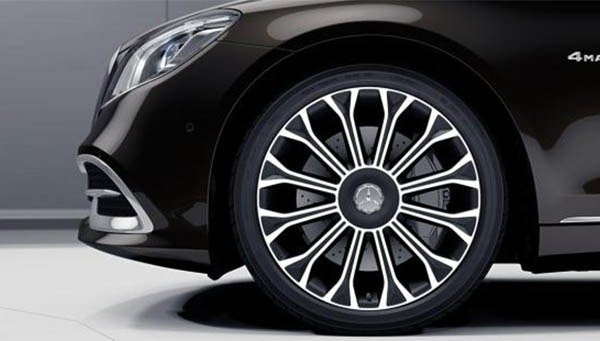 Mercedes-Maybach S450 4MATIC Collector's Edition Unveiled
