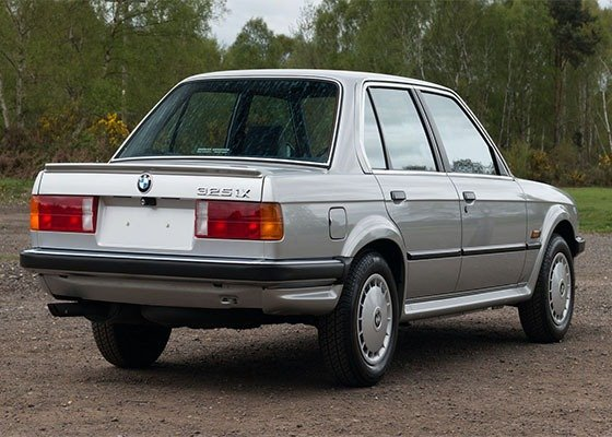 Can You Buy This 1986 BMW 325ix For ₦18m