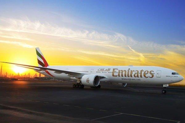 emirates resume flight