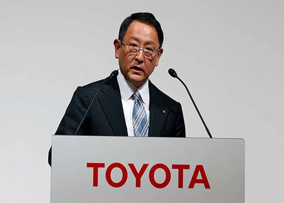 Japan Auto Industry Vows To Protect Jobs Amid Covid-19 Crisis-Akio Toyoda