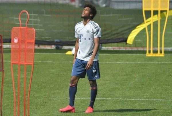 bayerns-kingsley-coman-faces-club-fine-for-driving-mclaren-to-training-instead-of-his-audi