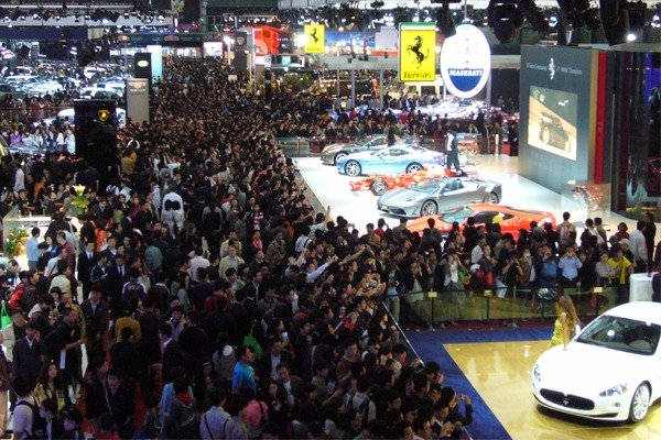 2020 Edition Of Beijing Auto Show Rescheduled Autojosh