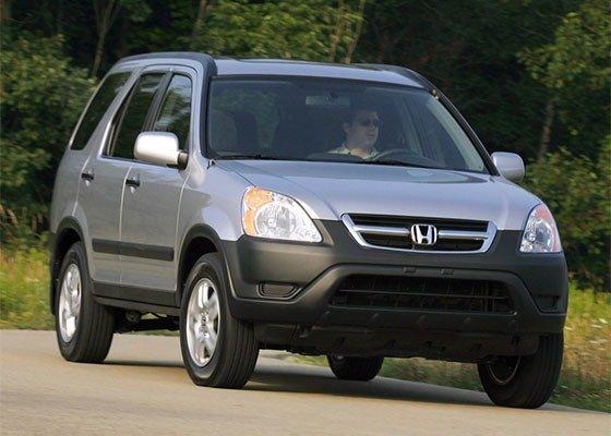 Evolution Of Honda CR-V From 1995 To 2020