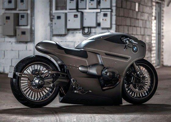 Russian-Based Ziller's Garage Unveils A Custom-Made BMW R9T Bike