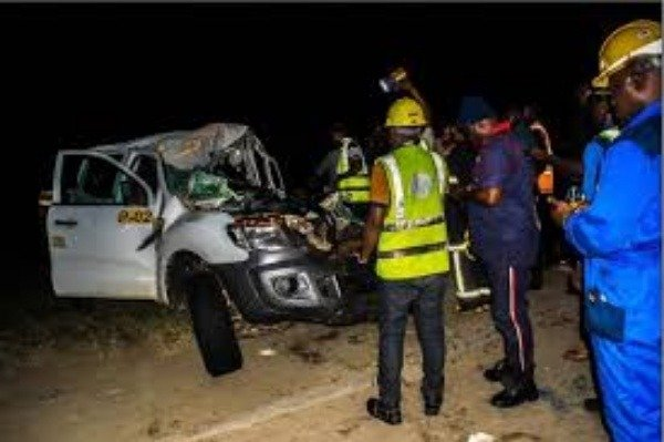 frsc-records-nine-road-accidents-in-lagos-and-ogun-despite-covid-19-lockdown