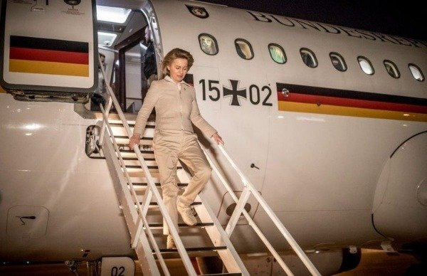 german-air-force-luftwaffe-converts-two-of-its-luxury-vip-aircrafts-into-flying-hospital