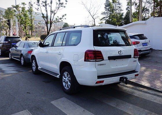 The Hengtian L4600 Is The Toyota Land Cruiser From China