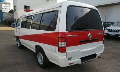 innoson ambulance anambra