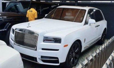 Nigerian Billionaire's Garage
