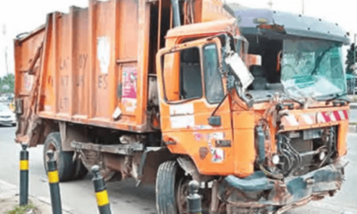 lawma-truck-driving-against-traffic-collides-with-a-van-in-oshodi