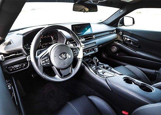 Tunning Company Manhart Mods A Toyota Supra To A 444hp Beast